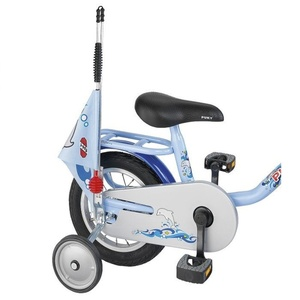 Security flag to scooters a wheels PUKY oceanic blue 9326, Puky