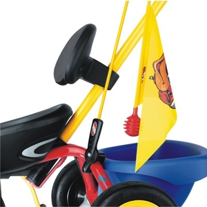 Security flag to tricycles a pedaling diamonds PUKY 9313, Puky