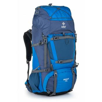Hiking backpack 70 L Kilpi BIGGY-U dark blue, Kilpi