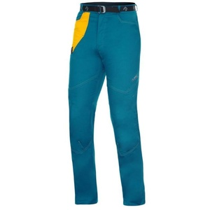 Pants Direct Alpine Bishop petrol / gold, Direct Alpine