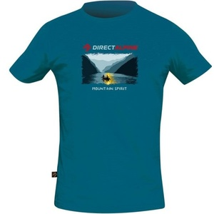 T-shirt Direct Alpine Bosco petrol (mountain spirit), Direct Alpine