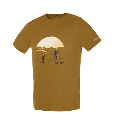 T-shirt Direct Alpine Bosco caramel (ascent)