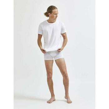Men boxer shorts CRAFT CORE Dry 3' 1910440-900000 white, Craft