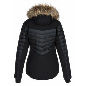 Women ski jacket Kilpi BREDA-W Black, Kilpi