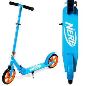 Scooter HASBRO NOISE NERF blue, Spokey