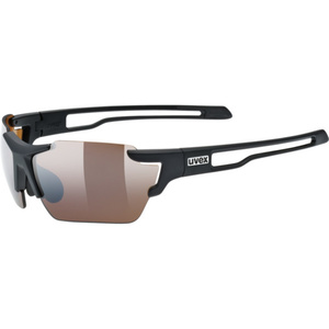 Sports glasses Uvex Sports Style 803 SMALL CV (ColorVision), Black Mat (2291), Uvex