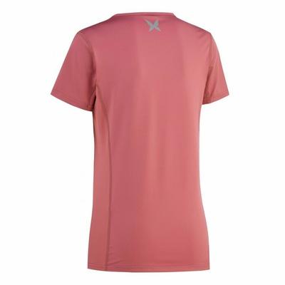 Women shirt Kari Traa Nora Tee 622638, pink, Kari Traa