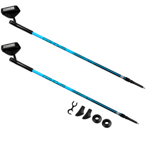 Hole Nordic Walking 2-dílné Spokey MEADOW II blue-turquoise, Spokey