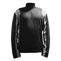 Turtleneck Maier La Plagne Black, Maier