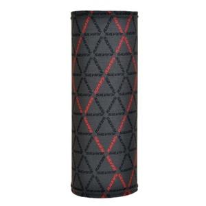 Cravat Silvini Motivo UA508  charcoal-red , Silvini