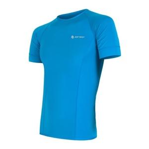 Men shirt Sensor Coolmax Fresh blue 13000007, Sensor