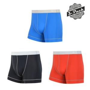 Set Boxer shorts Sensor Coolmax Fresh 3-pack 16200003, Sensor