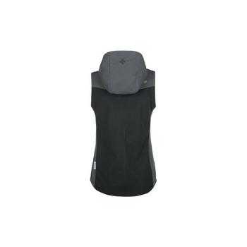 Women's softshell vest Kilpi CORTINA-W Black, Kilpi