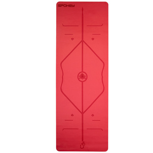 Rubber pad to exercise Spokey JUDY red 1,5 cm, Spokey