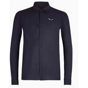 Shirts Salewa Puez MINICHECK 2 DRY M L/S SHIRT 27735-3980, Salewa