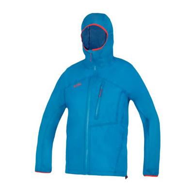 Jacket Direct Alpine CYCLONE ocean/brick