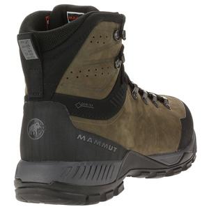 Shoes Mammut Mercury Tour II High GTX bark / black, Mammut