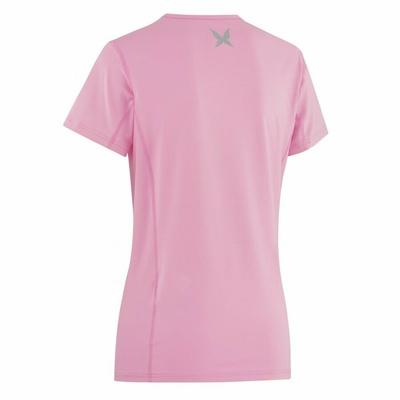 Women shirt Kari Traa Nora Tee 622638, pink II, Kari Traa