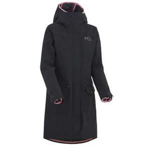 Women's coat 3 in 1 Kari Traa Dalane Black, Kari Traa
