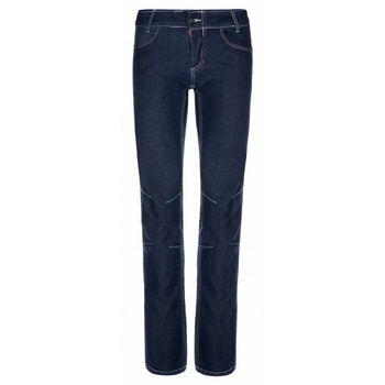 Women's leisure trousers Kilpi DANNY-W blue, Kilpi