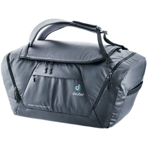 Travel bag Deuter Aviant Duffel For 90 Black, Deuter