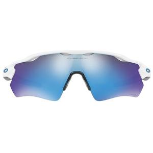 Sun glasses OAKLEY Radar EV Path Pole Wht w/ PRIZM Sapph OO9208-7338, Oakley