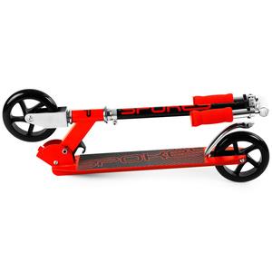 Scooter Spokey NOTUS wheels 145 mm, red, Spokey