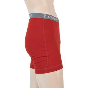 Boxer shorts Sensor DOUBLE FACE tm. red 18200046, Sensor