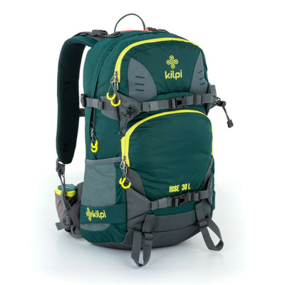 Freeride and alpine backpack Kilpi RISE-U turquoise, Kilpi