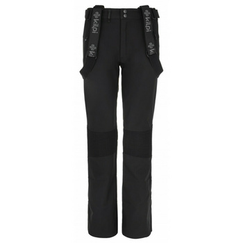 Women's softshell pants Kilpi DIONE-W Black, Kilpi