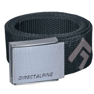Belt Direct Alpine Belt D.A.. black (logo), Direct Alpine