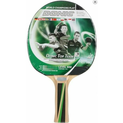 Racket to table tennis DONIC 400, Donic
