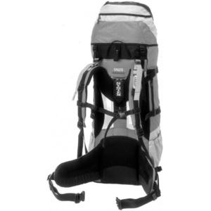 Backpack DOLDY Big Horn 80+10l black, Doldy