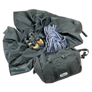 Bag to climbing equipment DOLDY Climbing Bag black, Doldy