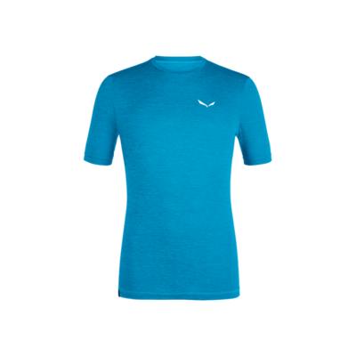 T-shirt Salewa PUEZ MELANGE HYBRID DRY M S/S TEE 27877-8989