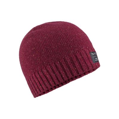 Winter hat Salewa Melange Beanie rhodo red 28175-6360