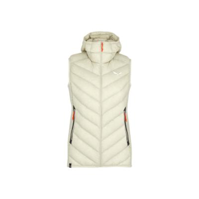 Women's vest Salewa Sarner / RDS Down W Hybrid Vest oatmeal 28026-7260, Salewa