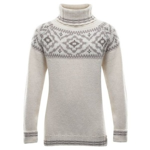 Junior warm woolen sweater Devold She Round GO 411 370 A 000A, Devold