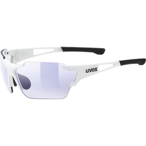 Sports glasses Uvex Sports Style 803 SMALL RACE IN M, White (8803), Uvex