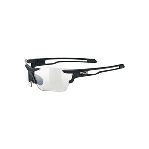 Sports glasses Uvex Sports Style 803 SMALL VARIO, Black Mat (2201), Uvex