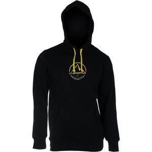 Men hoodie La Sportiva Logo Hoody, La Sportiva