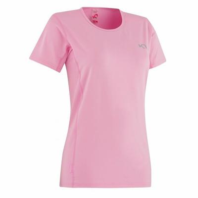 Women shirt Kari Traa Nora Tee 622638, pink II