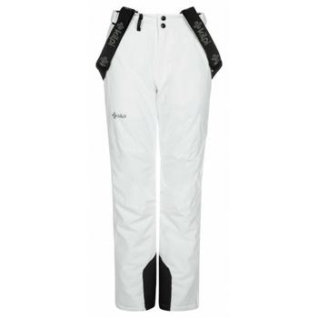 Women's ski trousers Kilpi ELARE-W white, Kilpi