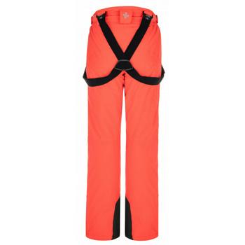 Women's ski trousers Kilpi ELARE-W coral, Kilpi