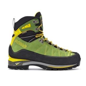 Shoes Asolo Elbrus GV ML lime / mimosa LM, Asolo