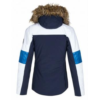 Women ski jacket Kilpi ELZA-W dark blue, Kilpi