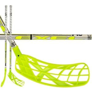 Floorball stick EXEL F40 WHITE 3.4 82 ROUND SB, Exel