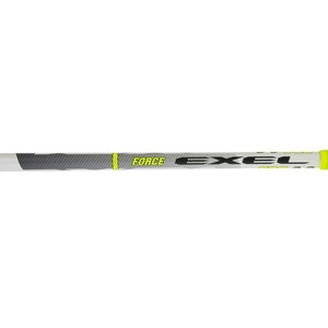Floorball stick EXEL F60 WHITE 2.9 98 ROUND MB, Exel