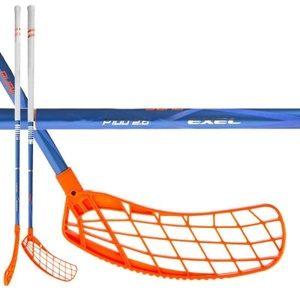 Floorball stick EXEL P100 BLUE 2.6 101 OVAL MB, Exel