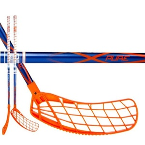 Floorball stick EXEL P40 BLUE 3.4 75 ROUND SB, Exel